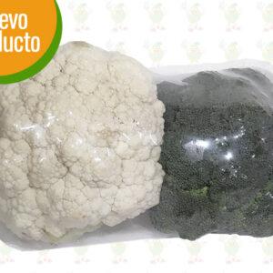 brocoli y coliflor